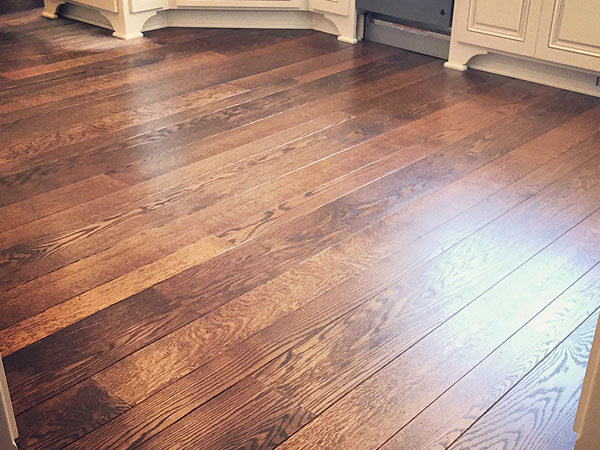 Wood Floor Restoration & Refinishing Contractor