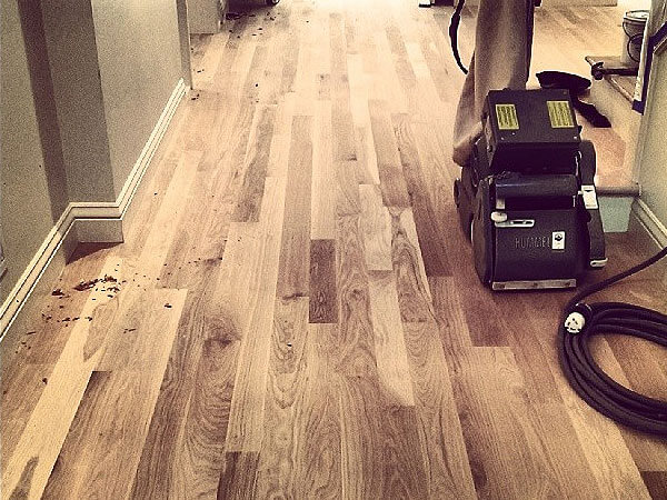 Wood Flooring Repair, Refinishing & Restoration